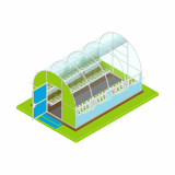 Polyhouse Structure
